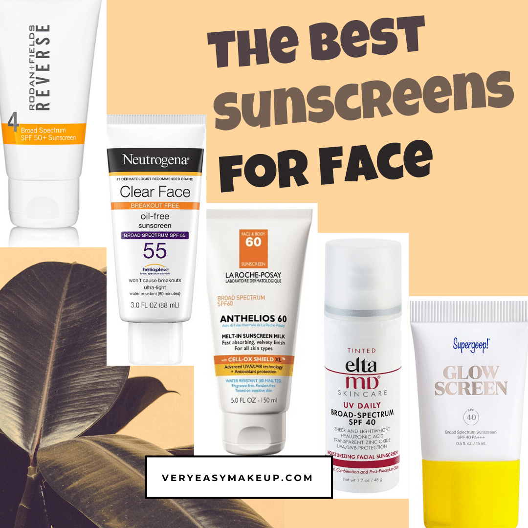 Discover The 5 Best Sunscreens For Face According To Women