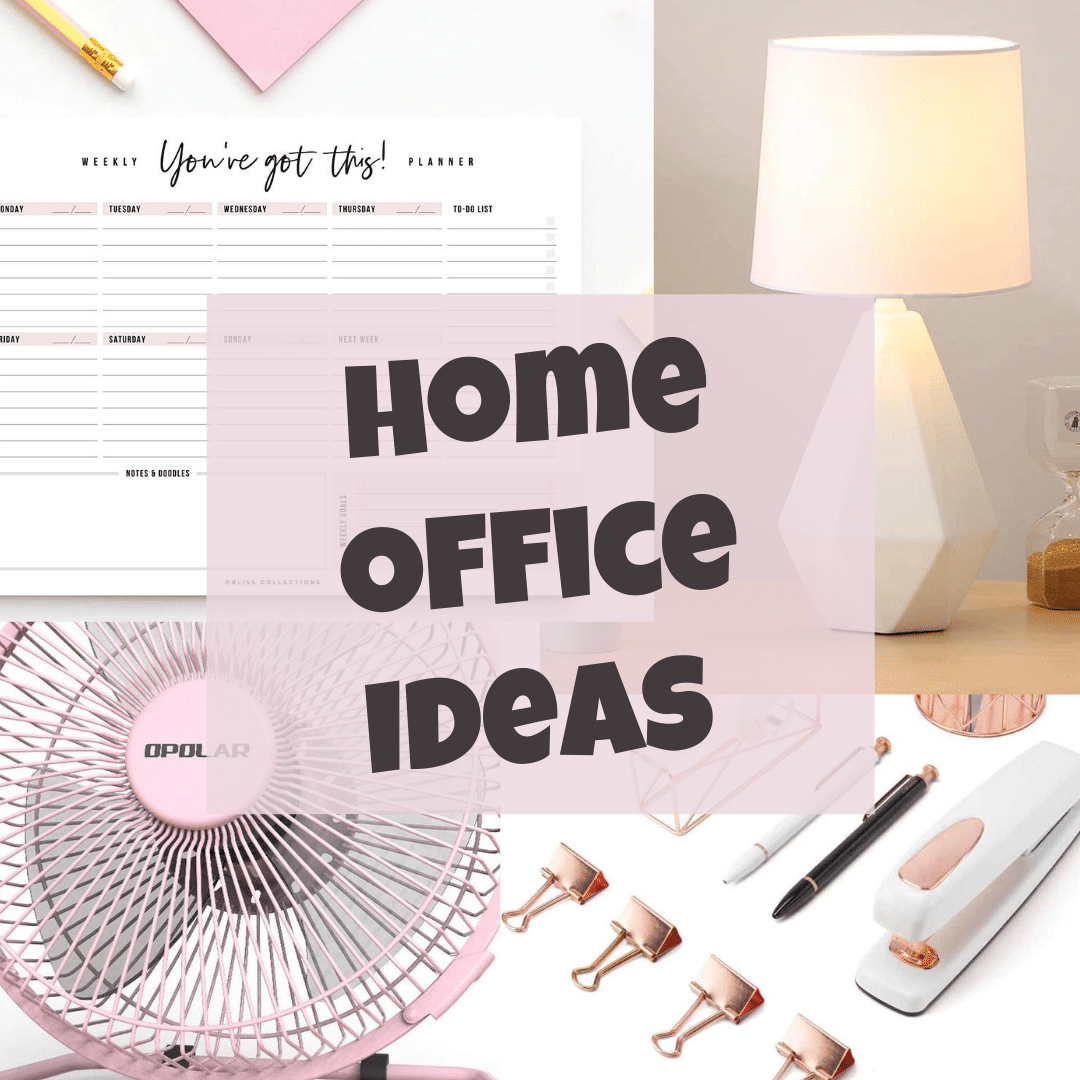 10 Home Office Ideas And For Girls On A Budget