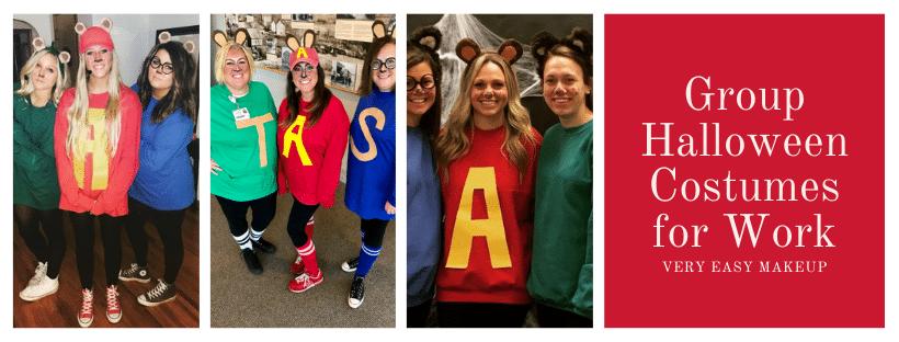 Easy Diy Group Halloween Costume Ideas For Work