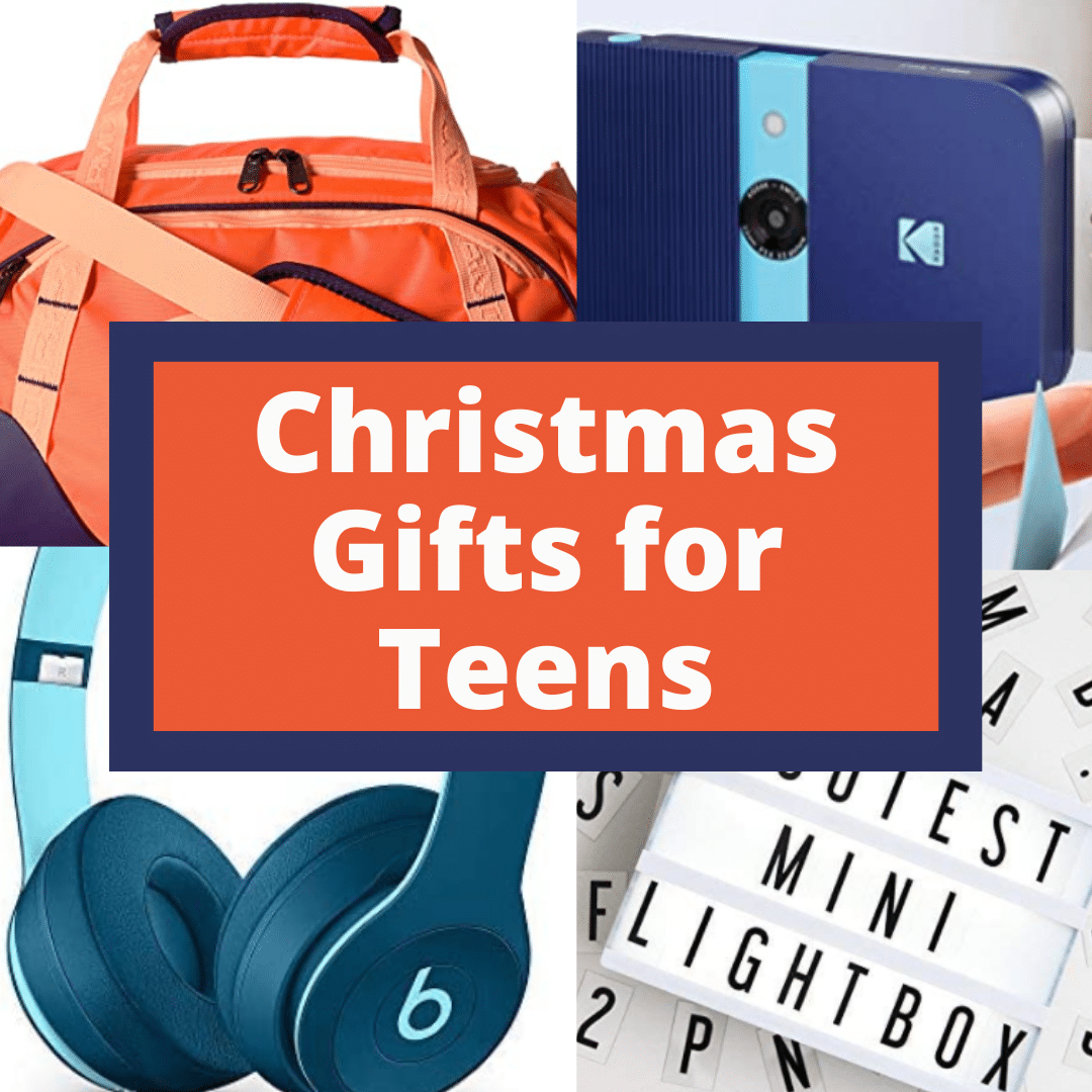 15 Christmas Gifts For Teens And 10 Gifts For Teenage Boys